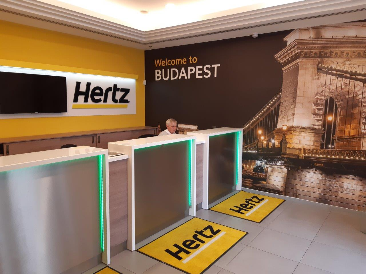 Budapest Downtown Office