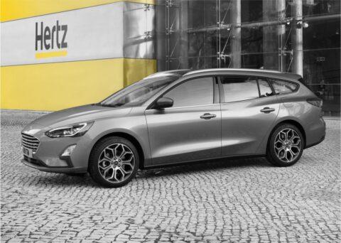 Ford Focus Hertz